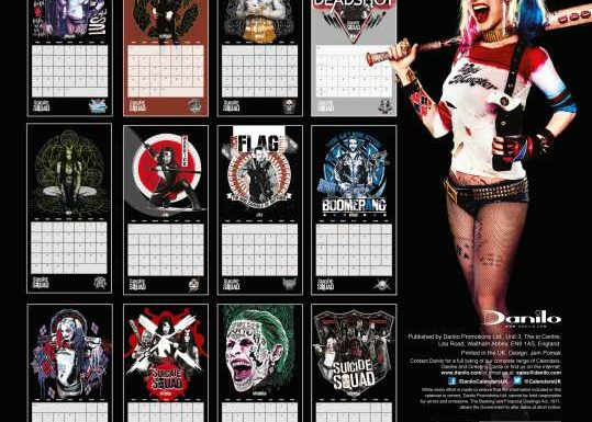 kalendarz ścienny na 2018 rok